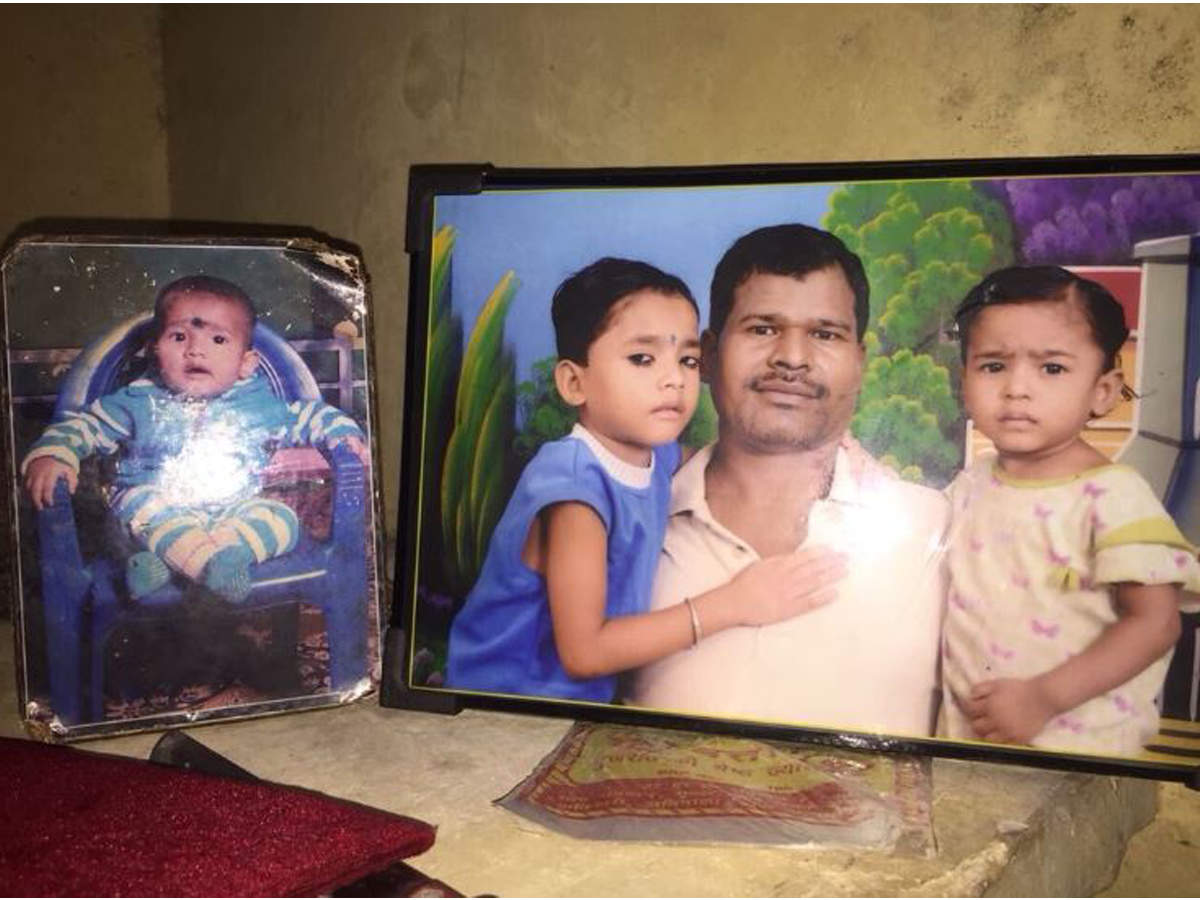 In heart of capital, three siblings died of starvation