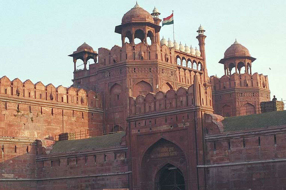 Red Fort shut for public from Aug 8 to Independence Day