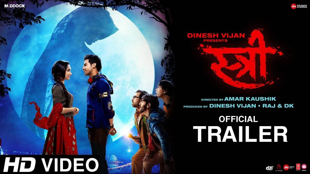 Stree - Official Trailer