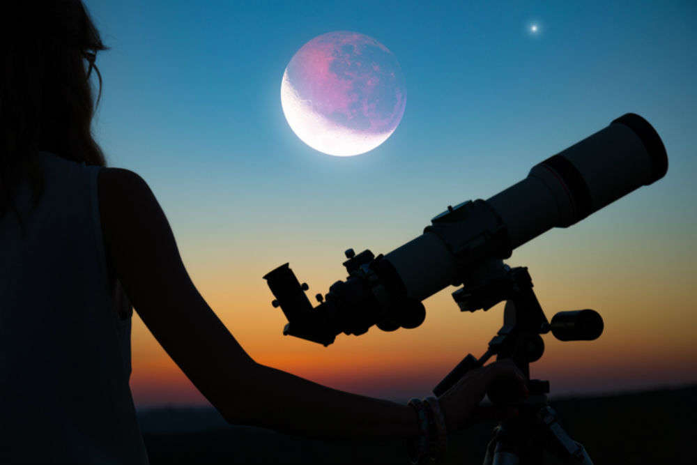 5 stunning places to watch July 27 Lunar Eclipse in India