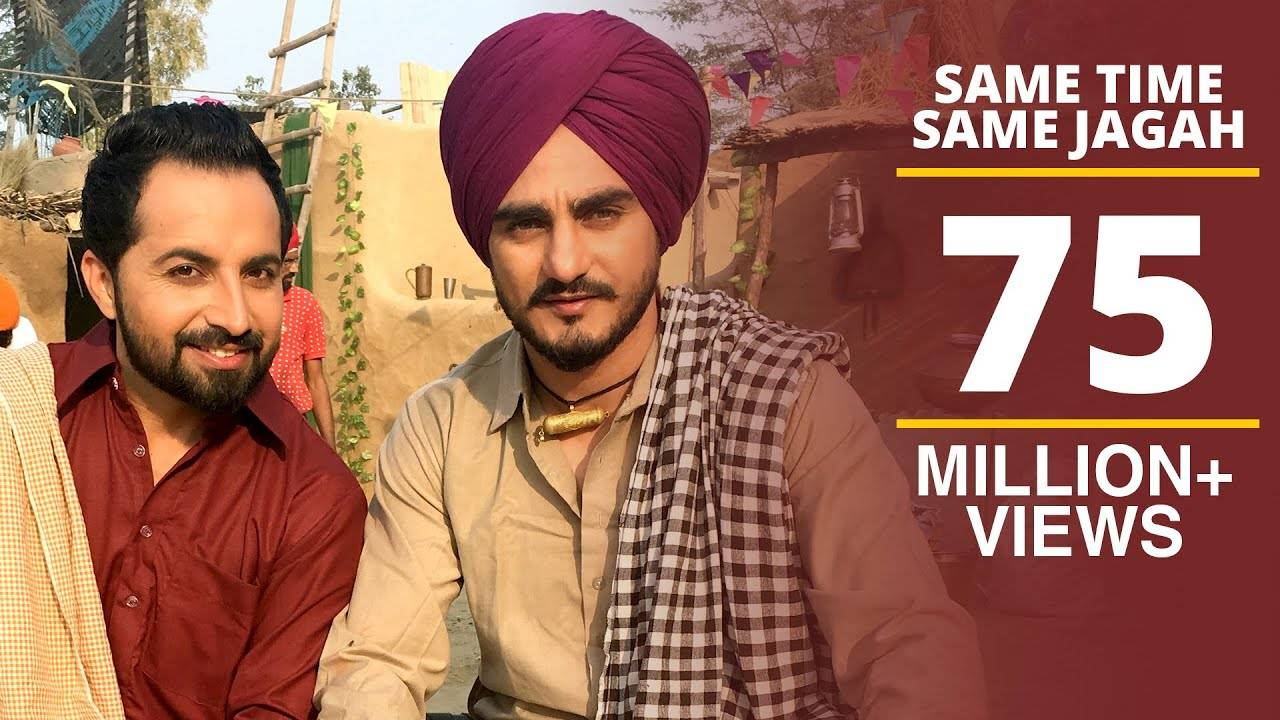 Punjabi Song Same Time Same Jagah Chaar Din Sung By Sandeep Brar Feat Kulwinder Billa