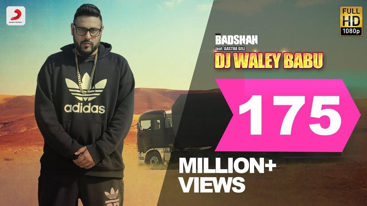 Hindi Song DJ Waley Babu Sung By Badshah featuring Aastha Gill