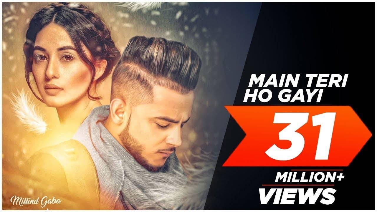 Punjabi Song Main Teri Ho Gayi Sung By Millind Gaba