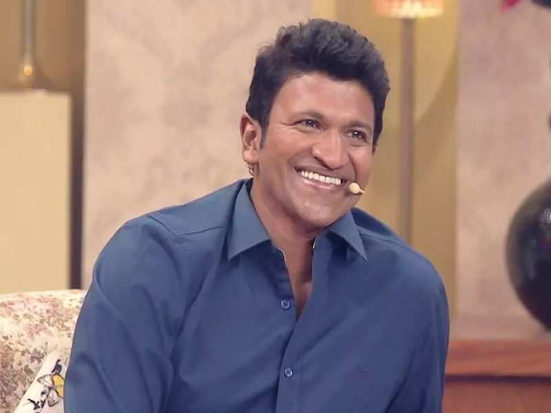 puneeth rajkumar video song