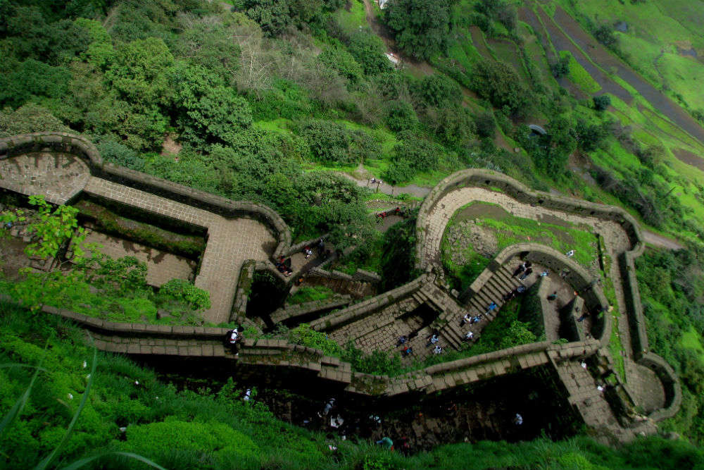 Trekking to Lohagad Fort does not demand you to be an 'Iron Man'