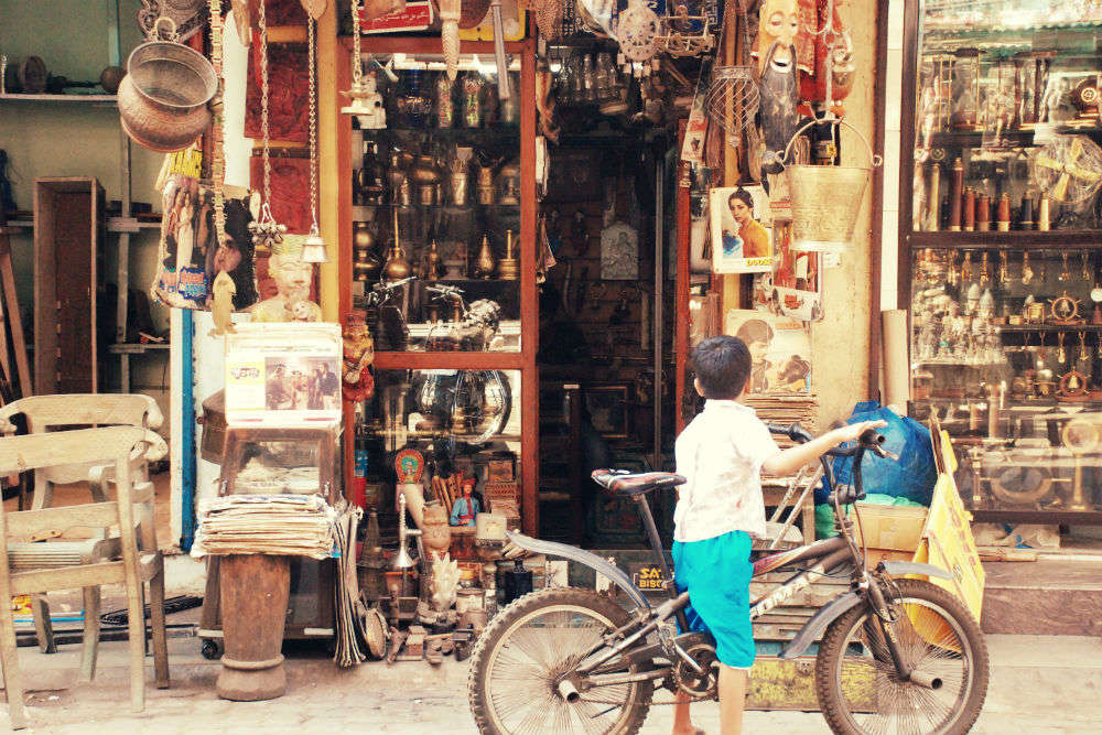 Steal deals to look out for in Delhi's Chor Bazar!