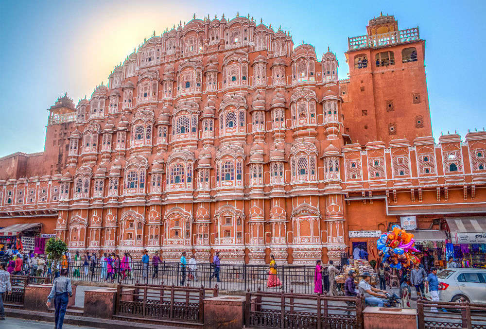 Walled City of Jaipur might likely be the next World Heritage Site
