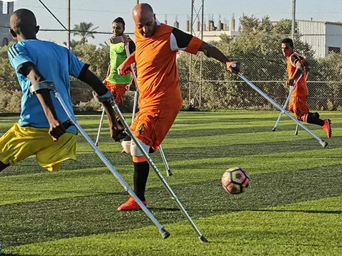 no-violence-too-high-meet-gazas-first-amputees-football-team