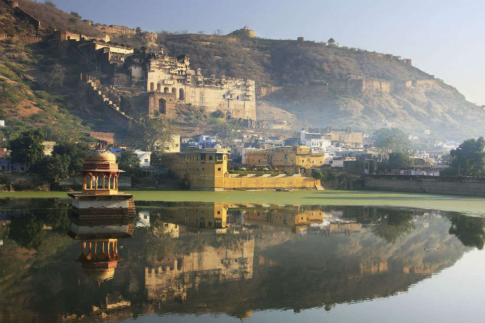 5 reasons to have a monsoon vacation in Rajasthan