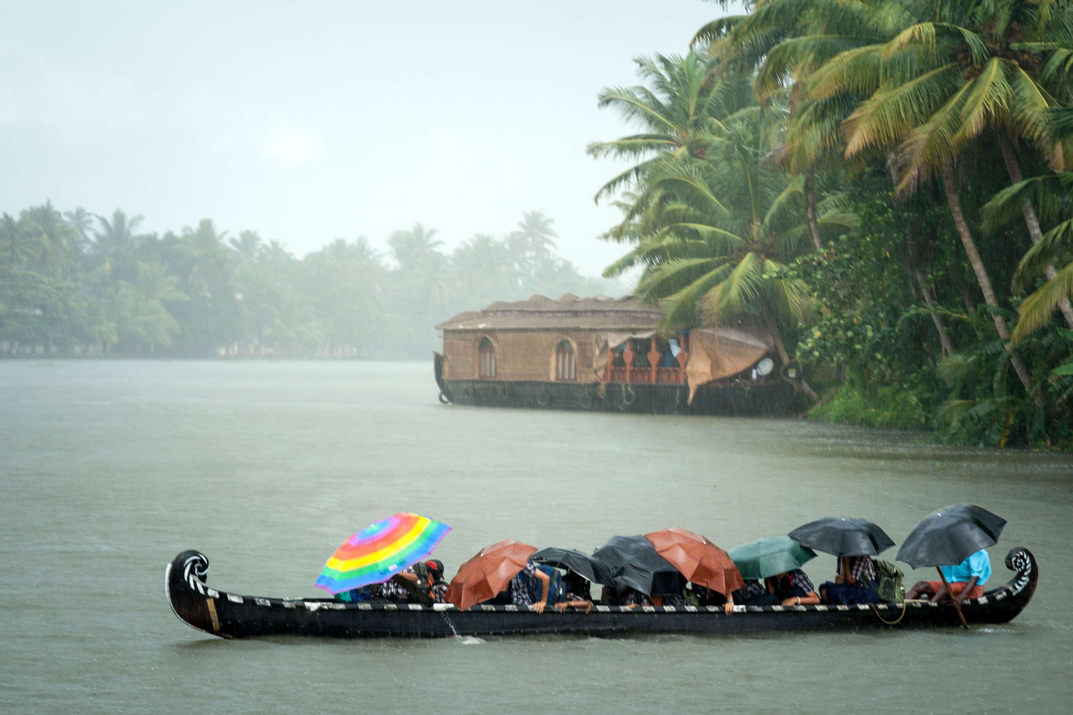 Heavy rain in Kerala: Cochin International Airport stops arrival operations