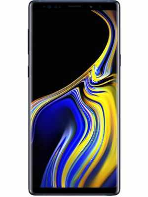 Compare Samsung Galaxy Note 9 vs Samsung Galaxy Note 9 512GB: Price