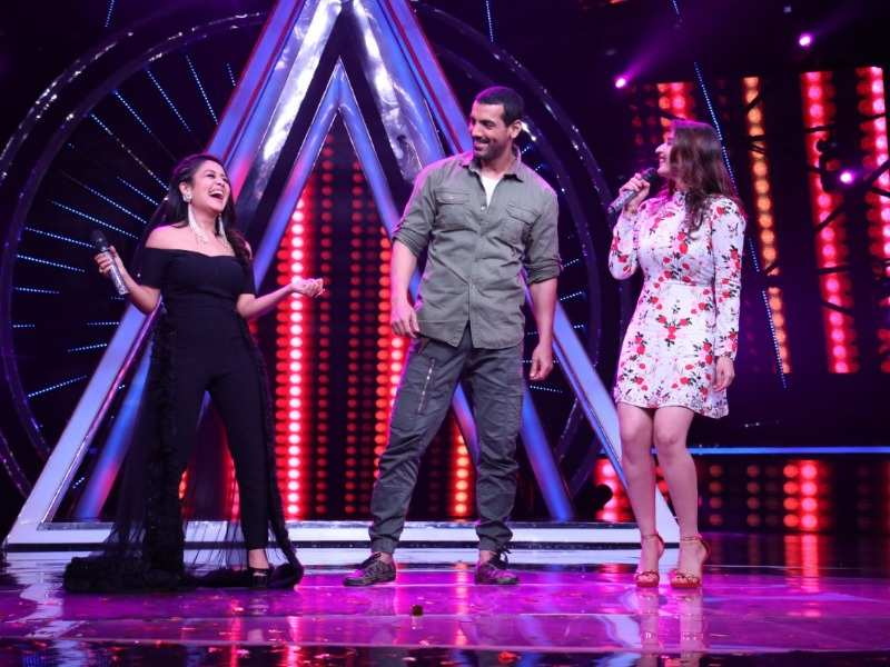Indian Idol 10 John Abraham To Cheer For The Contestants Times Of