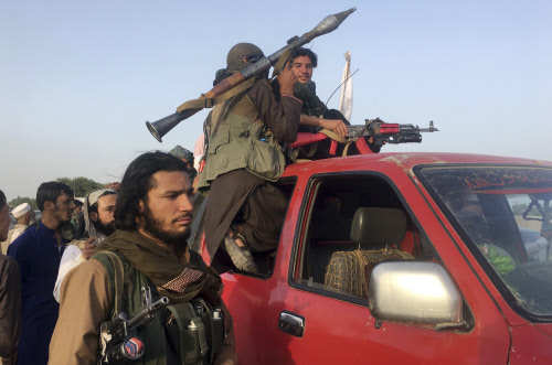 Taliban travel from Afghanistan to Uzbekistan for calls