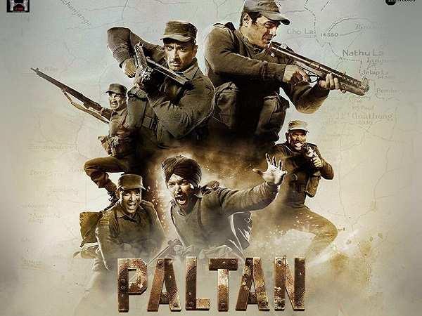 Paltan' title track: Arjun Rampal, Sonu Sood and others