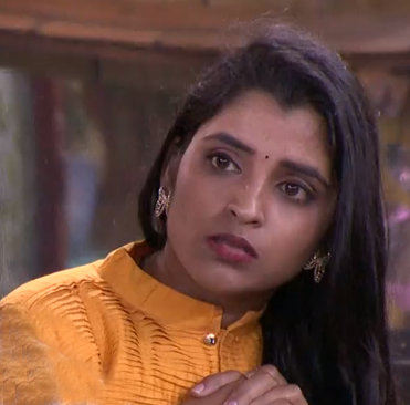 Bigg Boss Telugu  Written Update August   Tanishs Special Power Turns A Curse For Syamala Times Of India