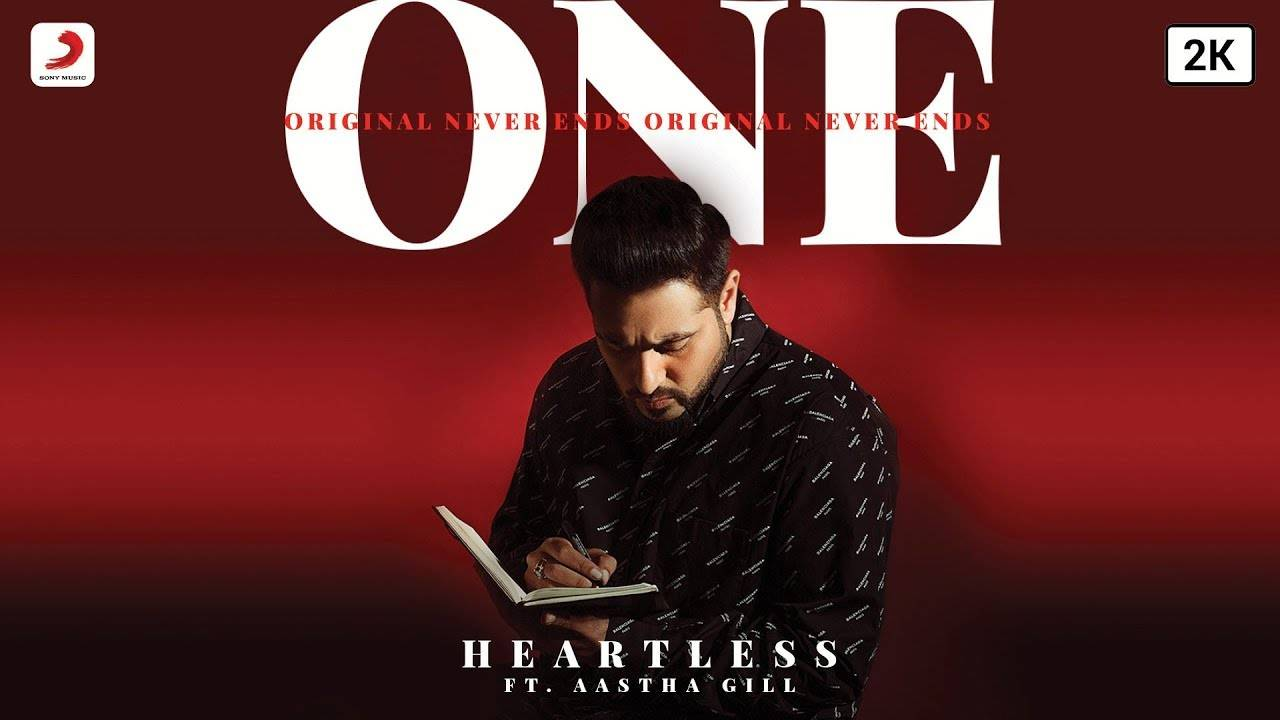 Latest Punjabi Song Heartless Sung By Badshah Ft  Aastha Gill