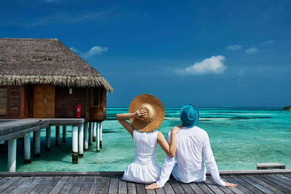 This is why everybody deserves a vacation in the Maldives!