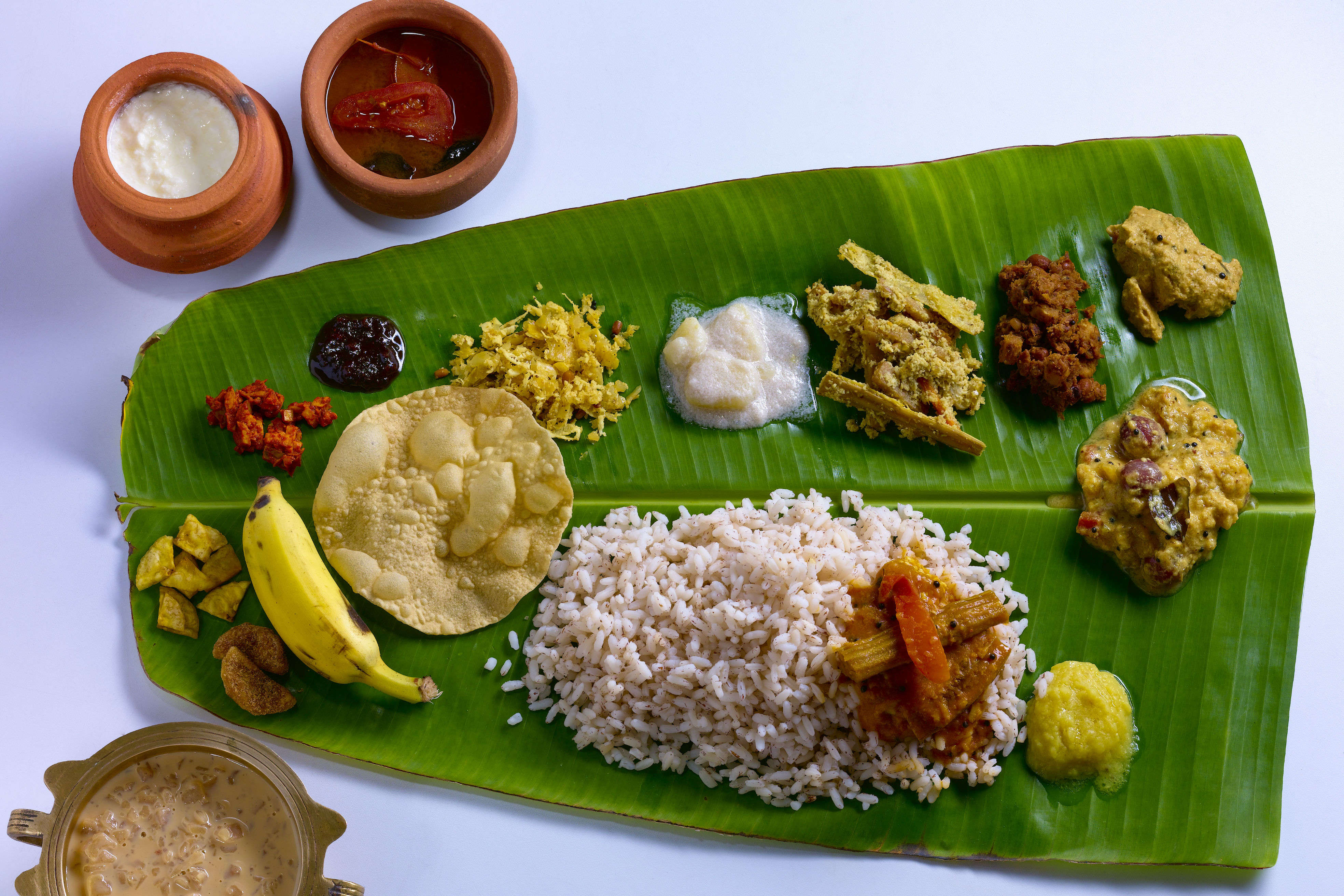 Onam Sadhya: where to feast on a traditional meal this Onam?