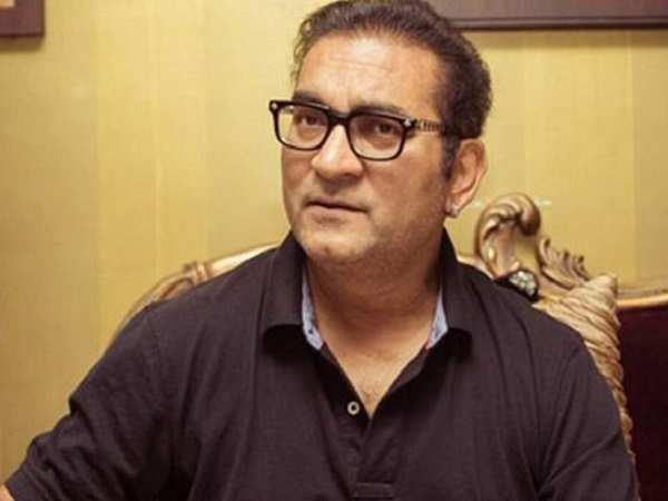 Abhijeet Bhattacharya lands himself in a legal soup yet again!     Hindi Movie News - Times of India