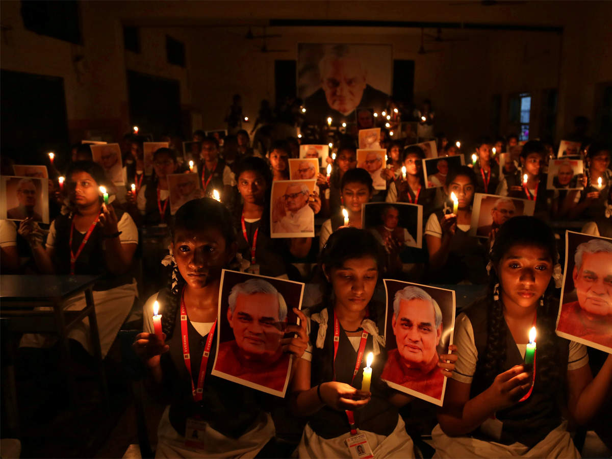 atal-bihari-vajpayee-death-7-day-state-mourning-announced