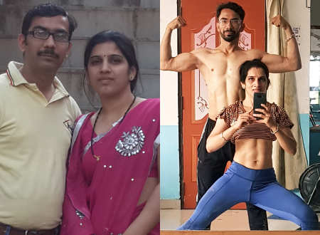 06c366f34 The EXTREME TRANSFORMATION of this couple will leave you astonished - Times  of India