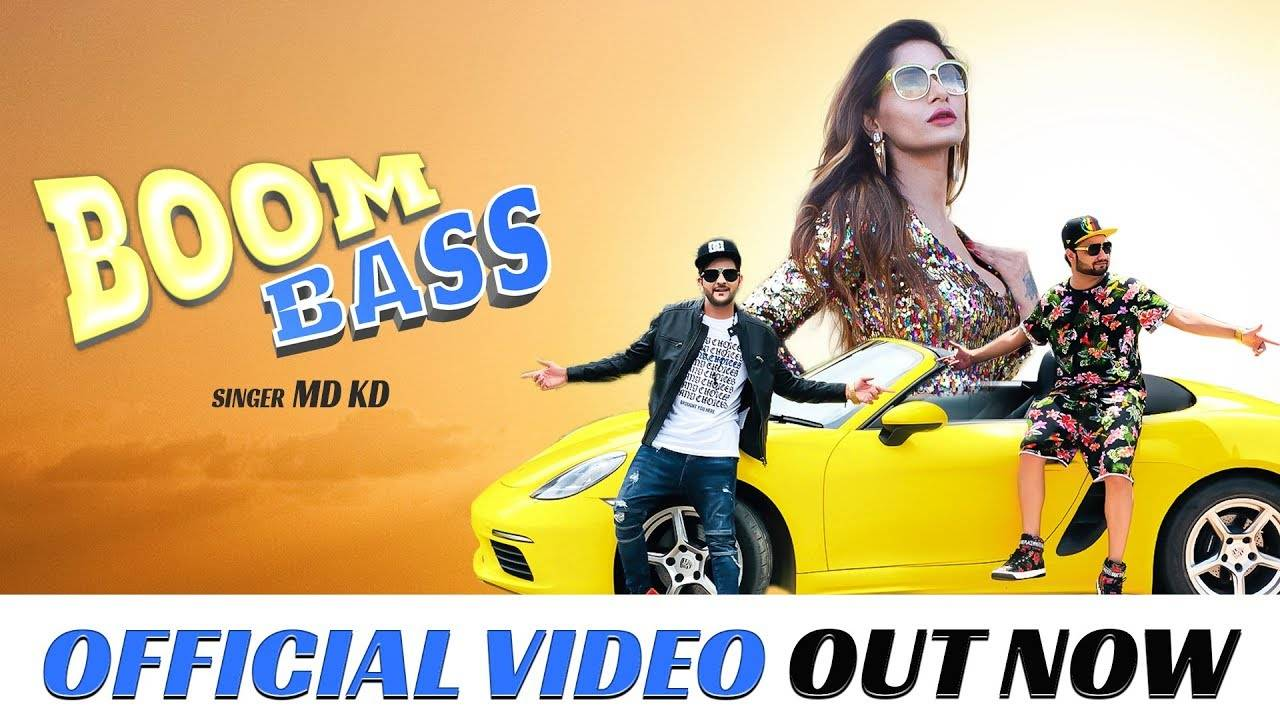 Haryanavi Song Boom Bass Sung By MD KD