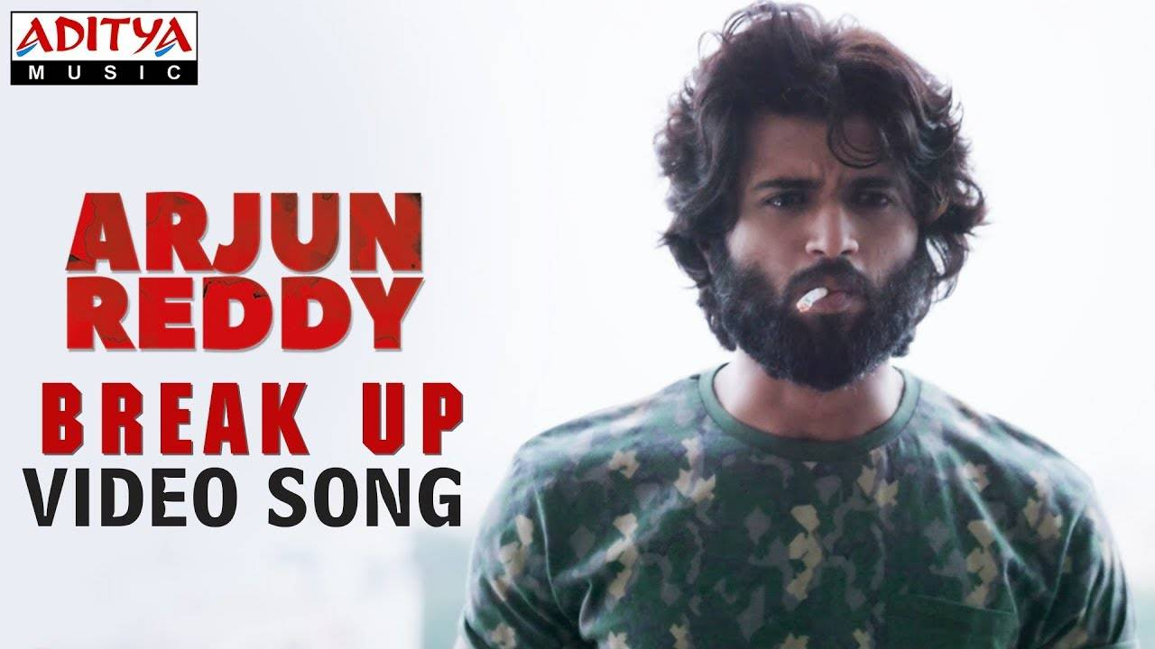 arjun reddy song telisiney na nuvvey telugu video songs times of india arjun reddy song telisiney na nuvvey
