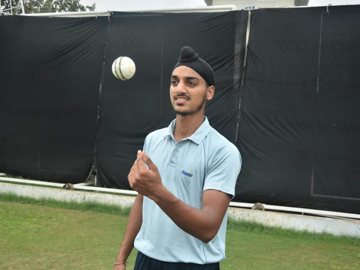 Arshdeep Singh eyes Punjab Ranji Trophy berth | Cricket News - Times of  India