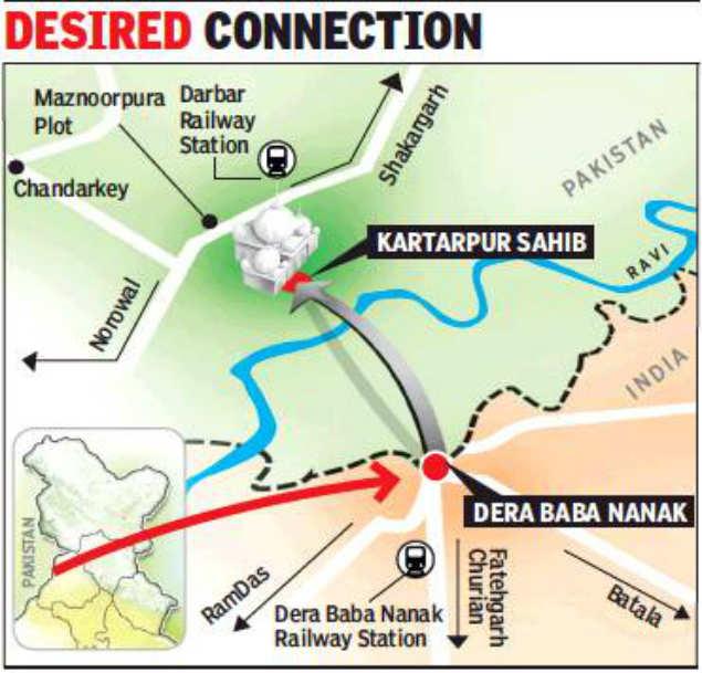 Dera Sacha Sauda: A corridor across borders for faith
