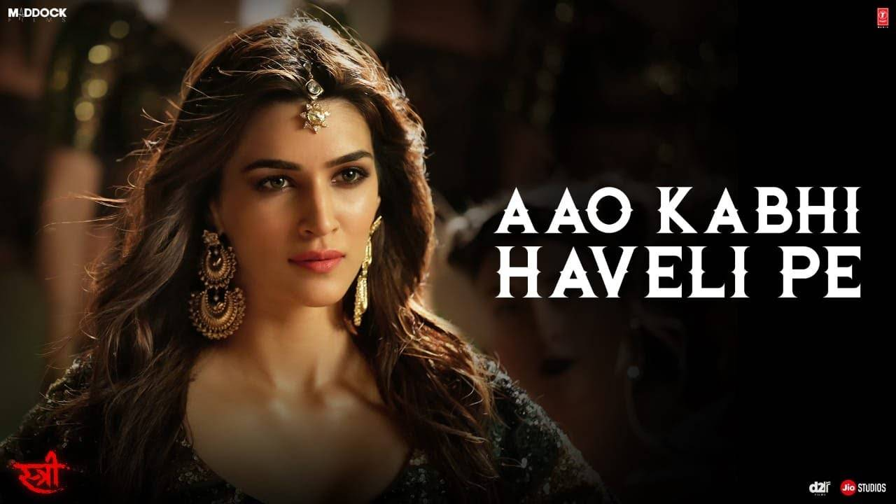 Stree | Song - Aao Kabhi Haveli Pe