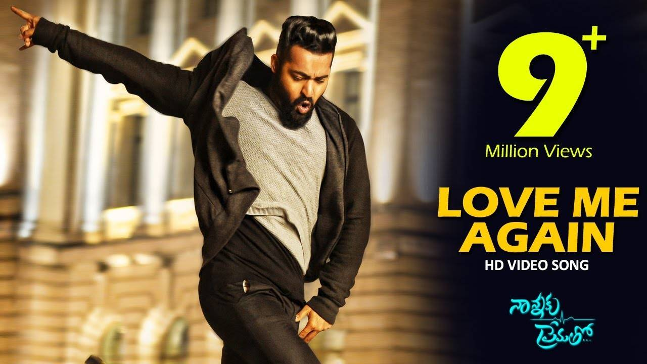 Nannaku Prematho | Song - Love Me Again | Telugu Video Songs - Times of  India