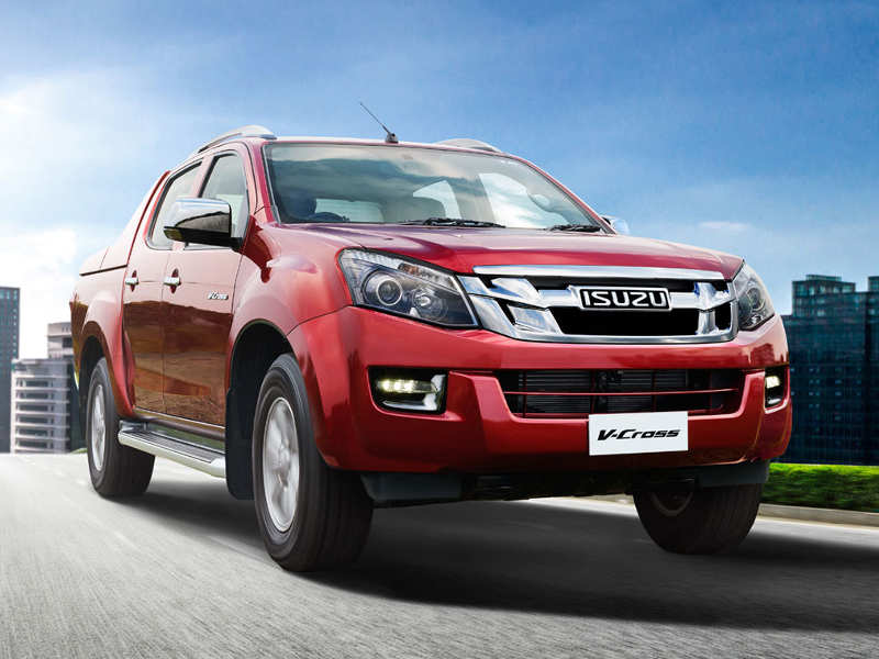 Isuzu: Isuzu D-MAX pick-ups to get costlier by up to Rs 50,000 from  September 1 - Times of India