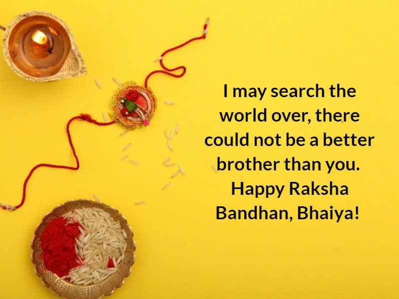 Happy Raksha Bandhan 2019: Status, Wishes, Images, Quotes