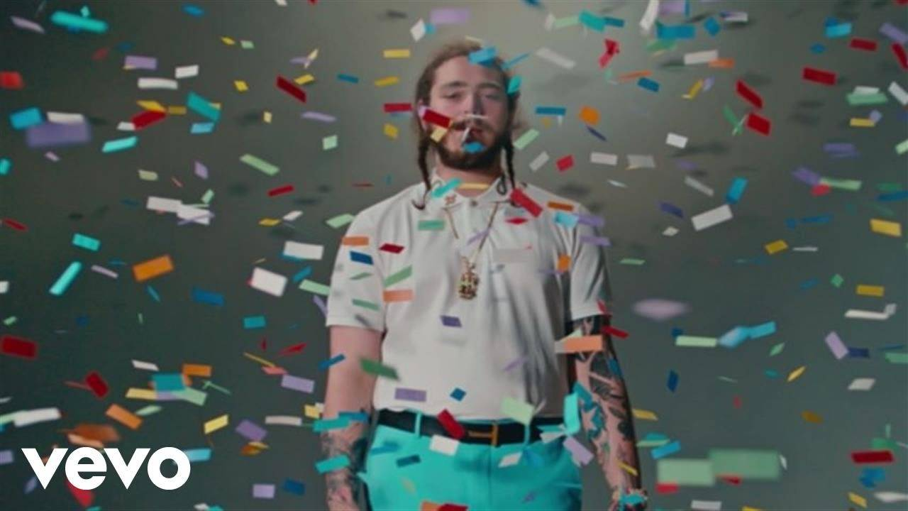 English Song Congratulations By Post Malone Ft  Quavo