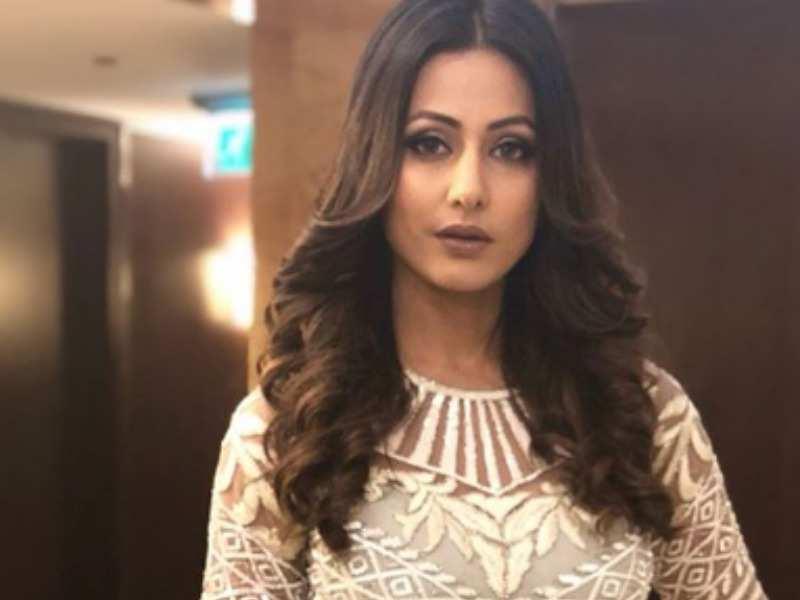 Hina Khan Denies Returning To Yeh Rishta Kya Kehlata Hai Times Of