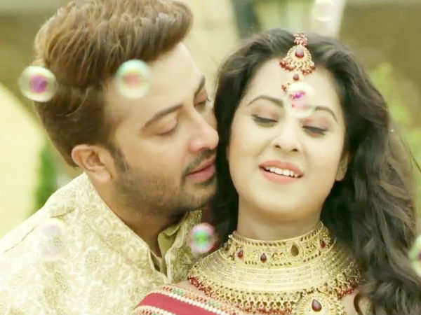 captain khan new song shakib khan and bubly paint the town red in