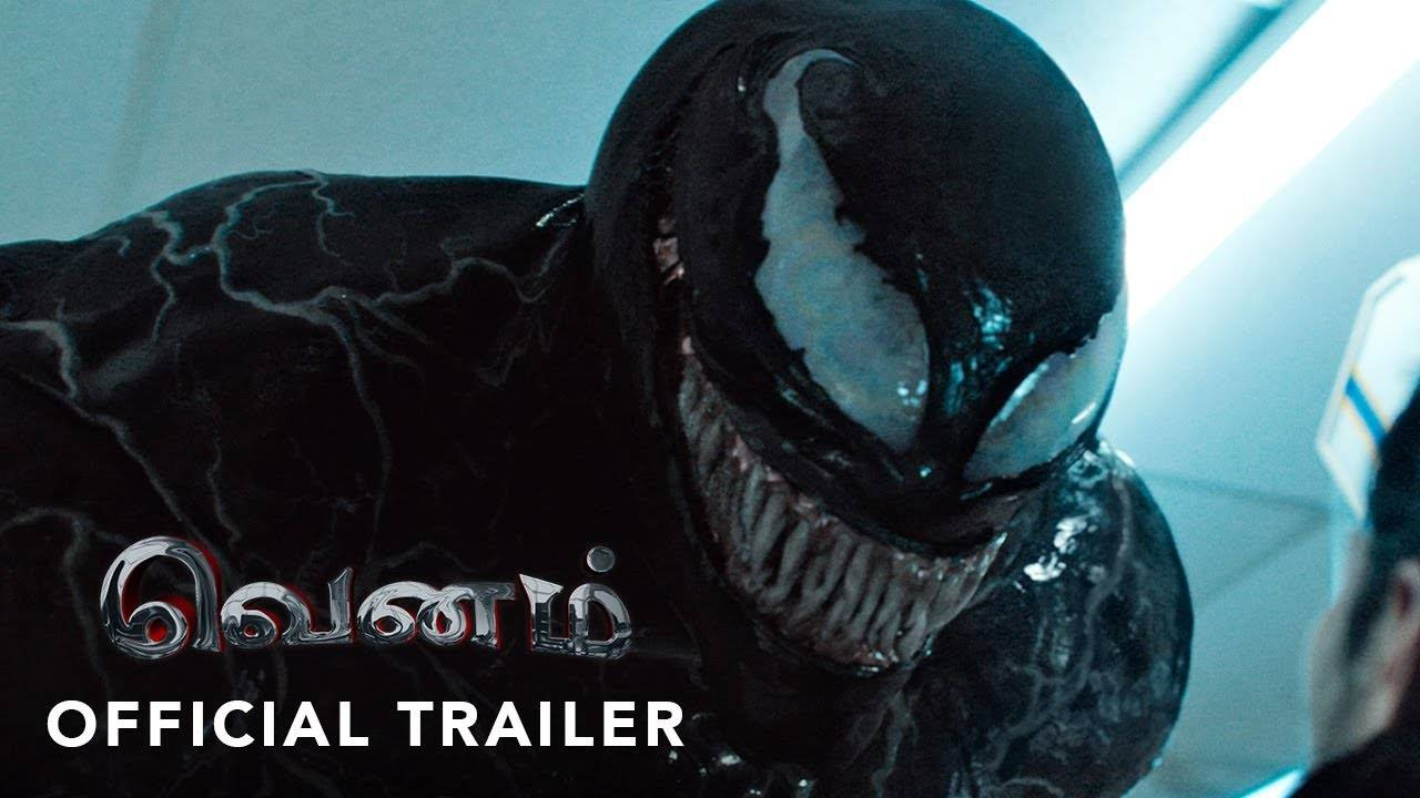 Venom - Official Tamil Trailer