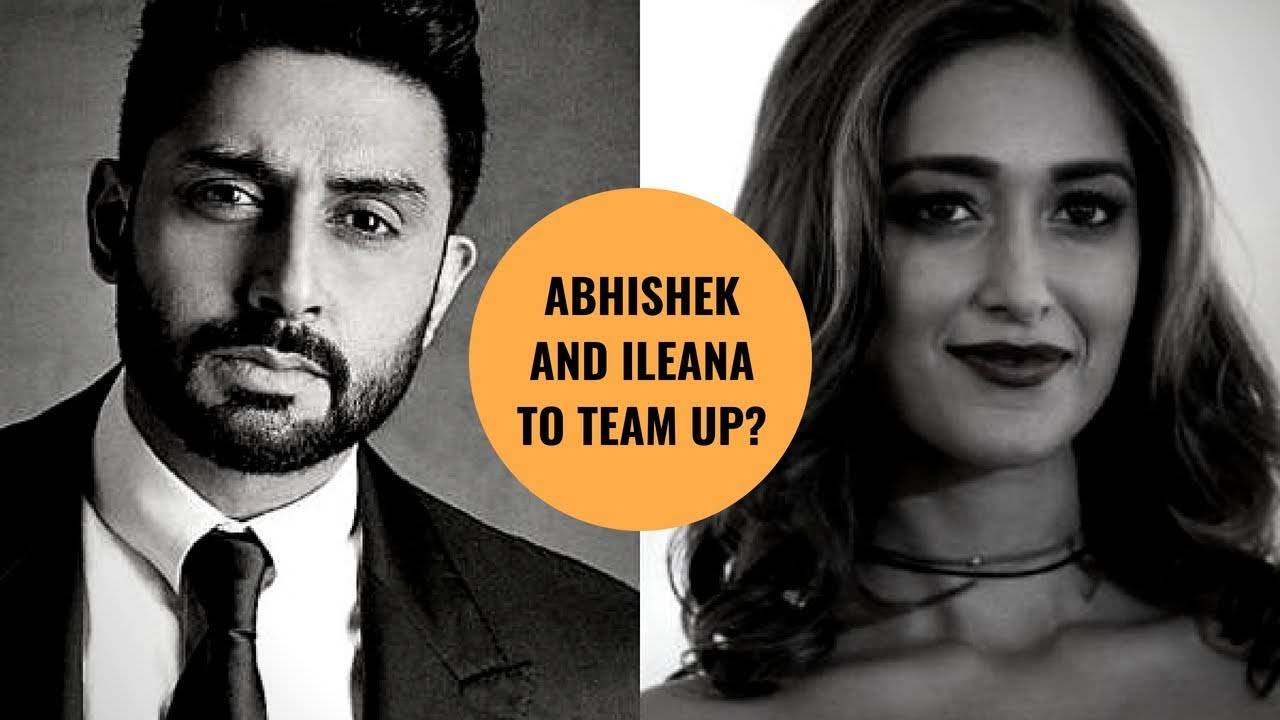 9e57d989f Abhishek Bachchan and Ileana D'Cruz to be part of Anurag Basu's next?    Hindi Movie News - Bollywood - Times of India