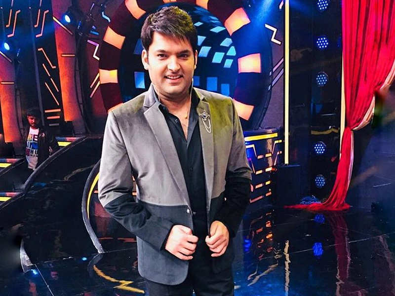 Kapil to make to a comeback on TV with the new season of The Kapil