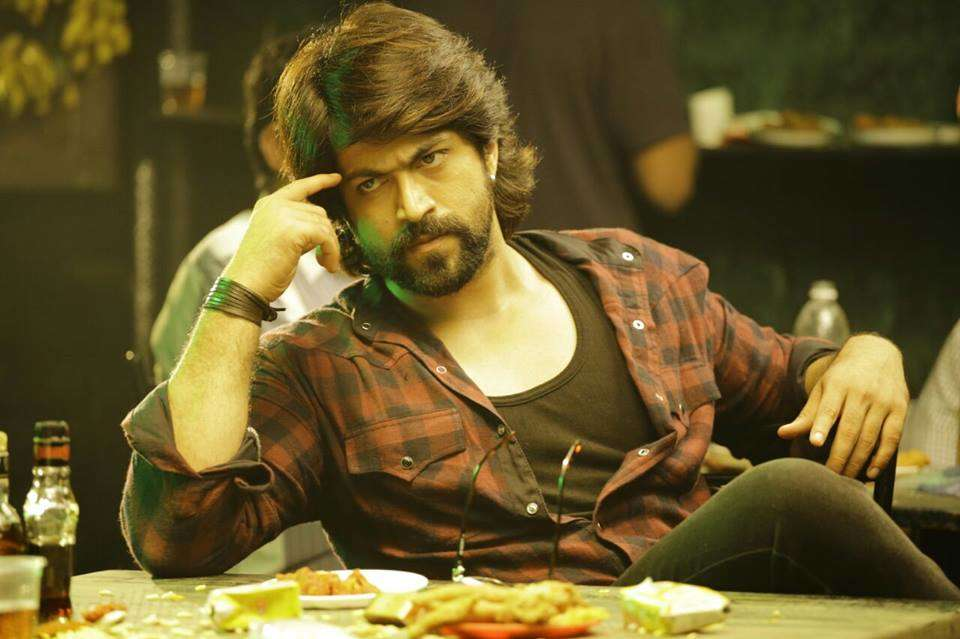 Kgf Rocking Star Yash Reveals Film S Trailer To Be Out In October