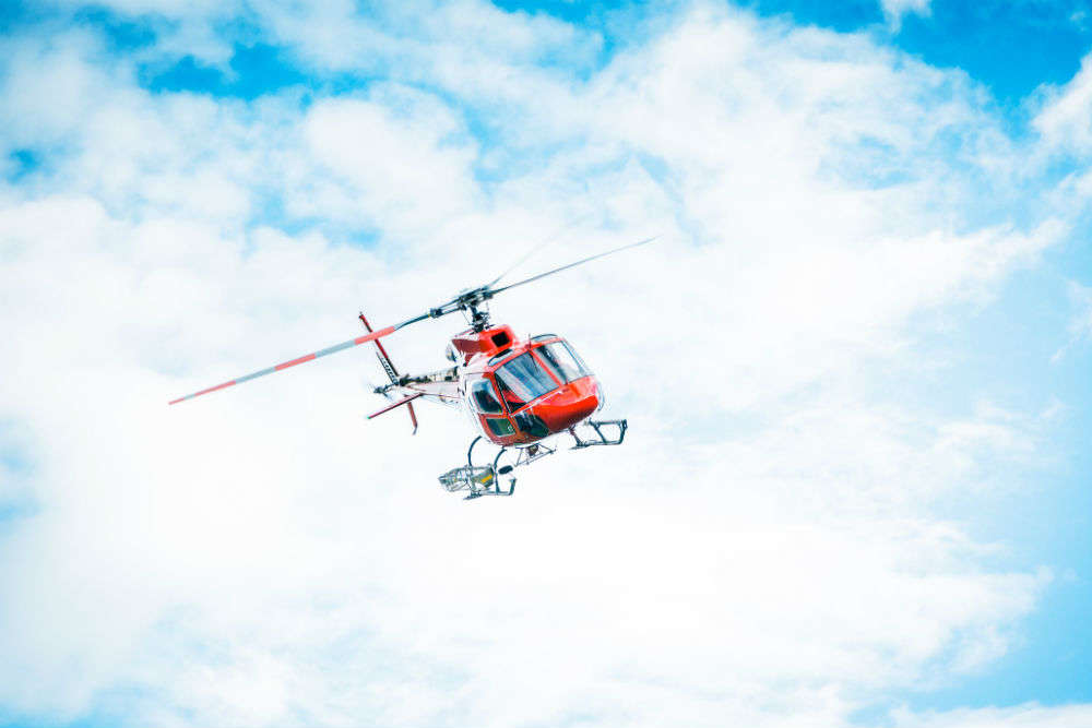 Amaravati to soon introduce helicopter joy rides to promote tourism