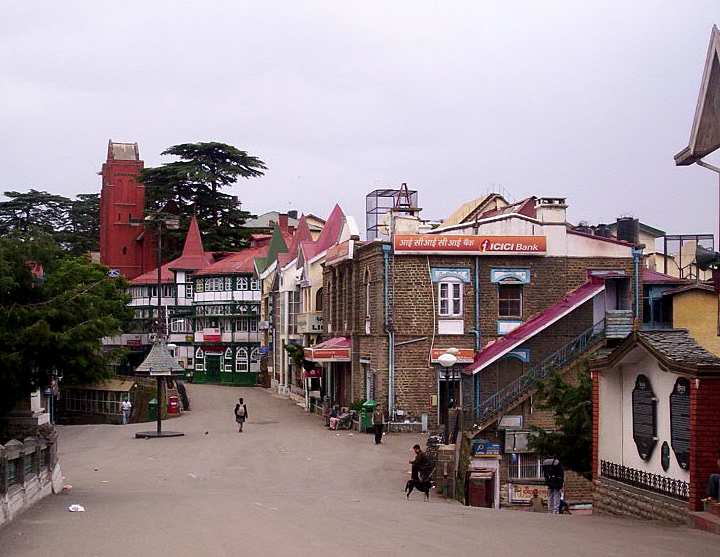 The not-so scandalous affair of Shimla's Scandal Point