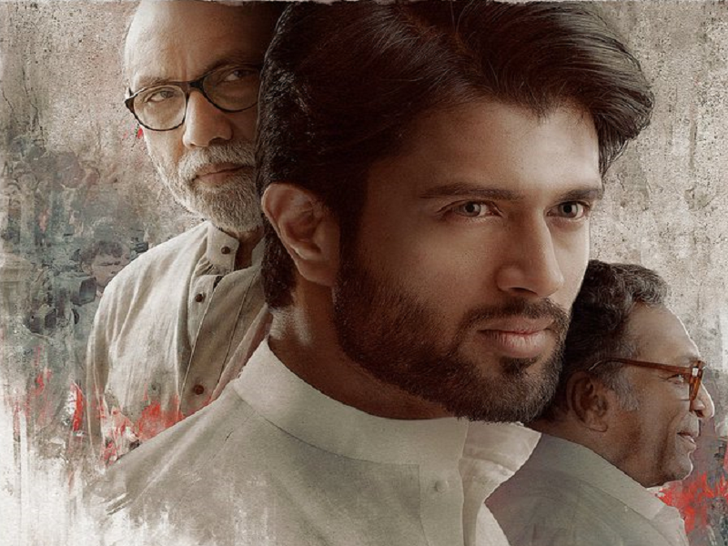 Vijay Deverakonda begins his campaign for NOTA   Telugu Movie News - Times  of India