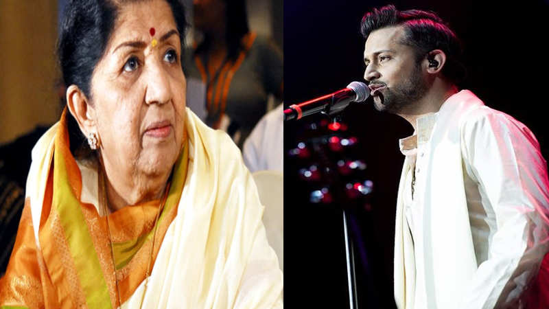 Lata Mangeshkar slams Atif Aslam's version of 'Chalte Chalte': 'Nobody has  the right to tamper with the creativity of these great composers and  lyricists'