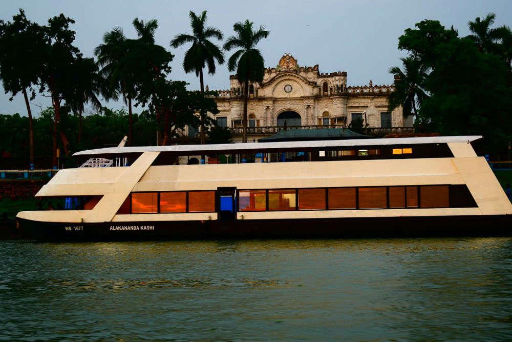 UP CM Yogi Adityanath launches luxury cruise in Varanasi; costs INR 750 per ride