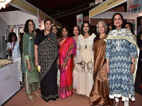 Smriti Irani And Aishwarya Rai Bachchan Encourage Women Entrepreneurs Events Movie News Times Of India