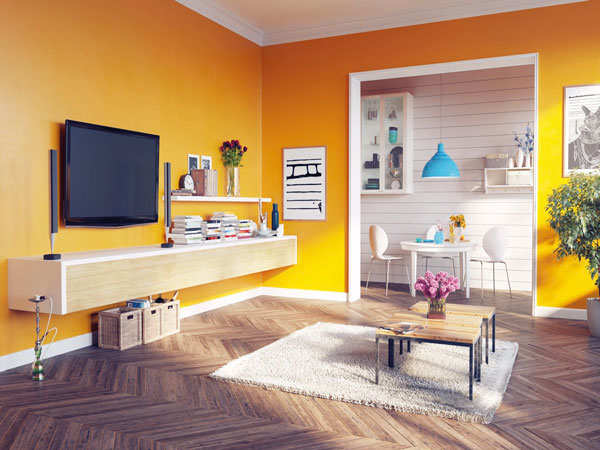 Home Decor Ideas To Brighten Up Your Home Times Of India