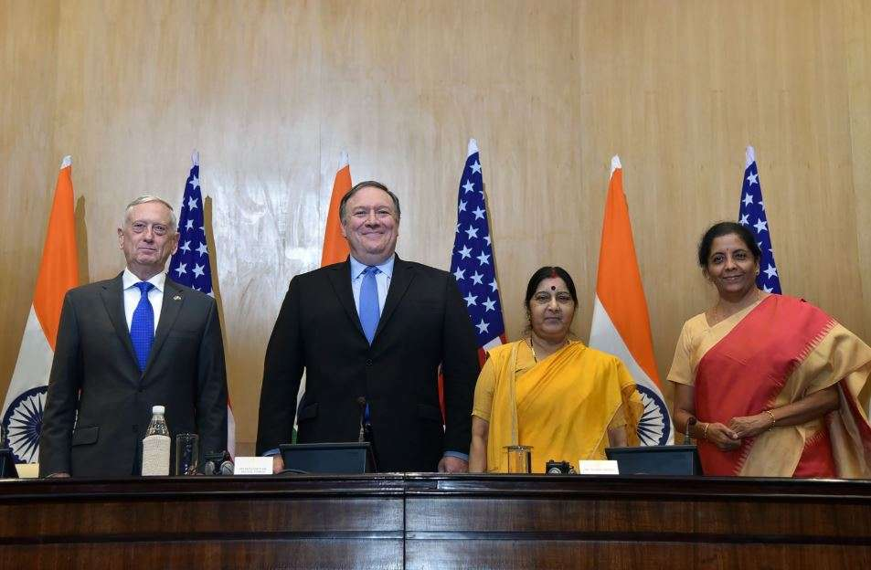 India the US ask Pakistan to act against terror from the ground