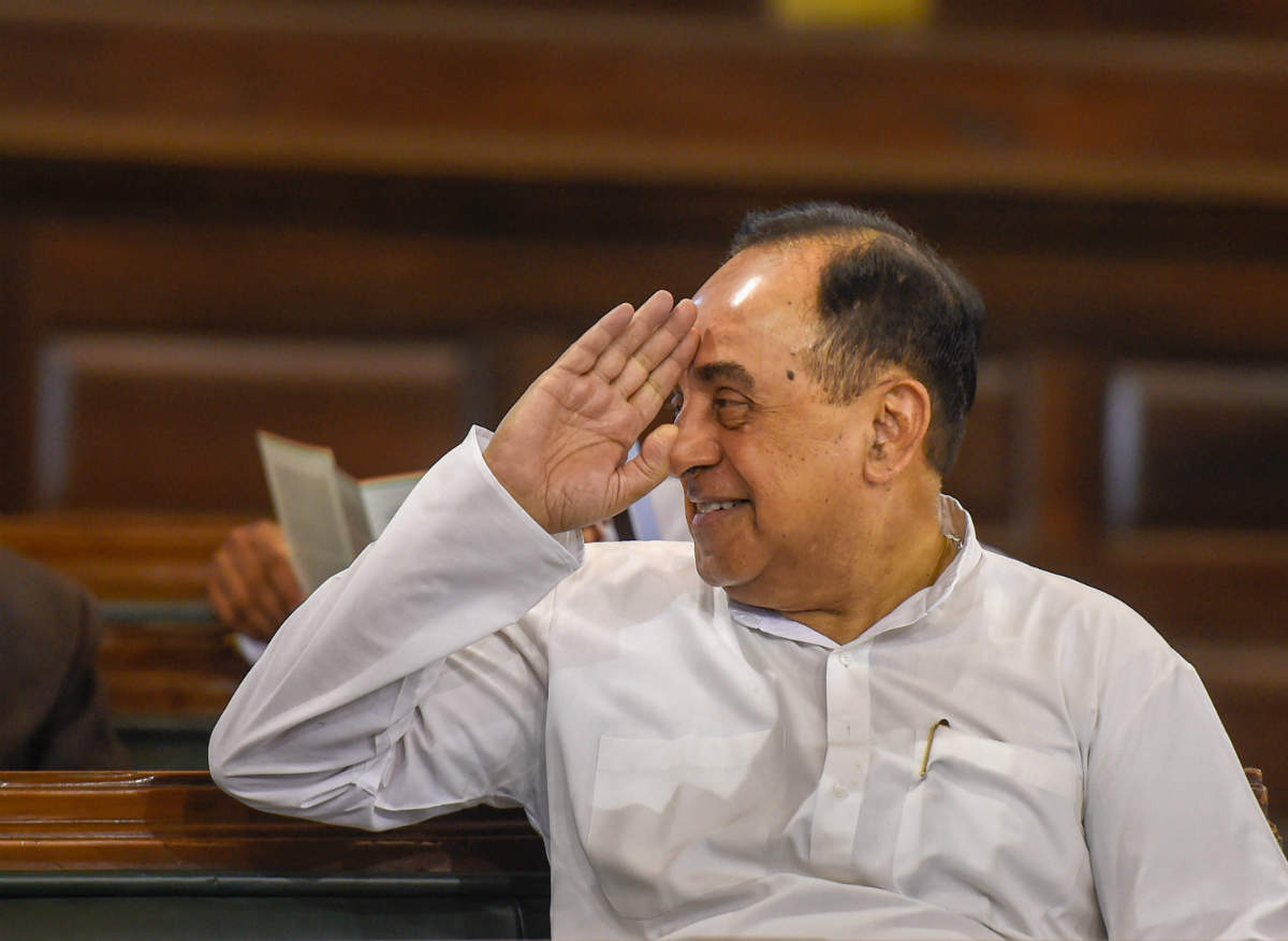Homosexuality is a genetic disorder Subramanian Swamy