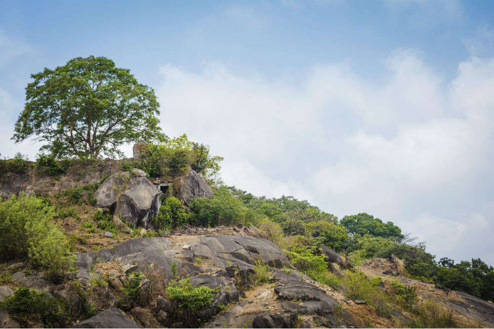 Gudibande Fort is the getaway near Bengaluru that is hardly known